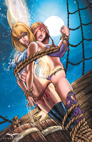 Neverland #7 - Cover D Art Print