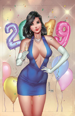 Grimm Fairy Tales 2018 Holiday Special - Cover H - LE 350
