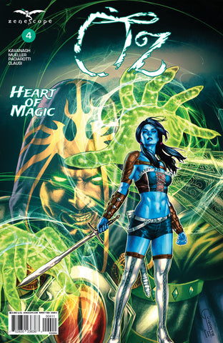 Oz: Heart of Magic #4