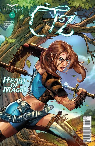 Oz: Heart of Magic #5
