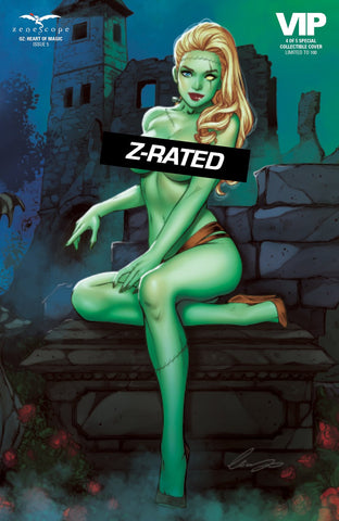 Elias Chatzoudis Monster Z-Rated Art Print 04