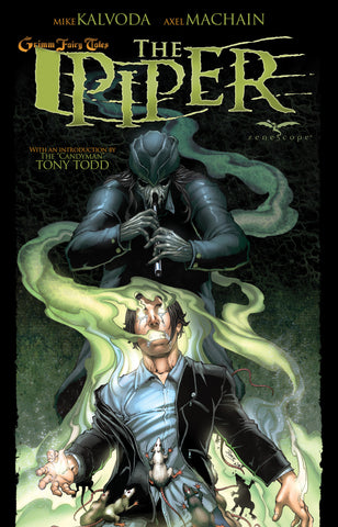 The Piper Graphic Novel
