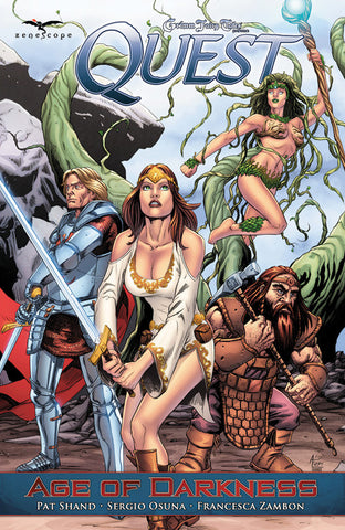Grimm Fairy Tales: Quest Graphic Novel