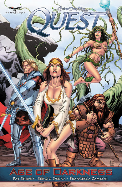 Grimm Fairy Tales: Quest Trade Paperback