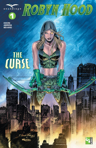 Robyn Hood: The Curse Graphic Novel