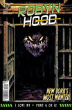 Robyn Hood: I Love NY #6 Evil Demon Monster Hiding In Shadows Prison Cell Comic Cover Art