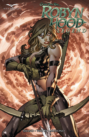 Robyn Hood: Legend Graphic Novel