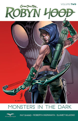 Robyn Hood Ongoing Volume 2: Monsters in the Dark Graphic Novel