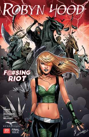 Robyn Hood Ongoing #20