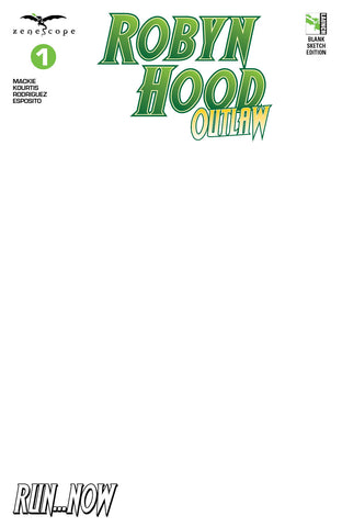 Robyn Hood: Outlaw #1 - Cover F