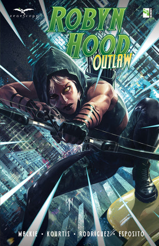 Robyn Hood: Outlaw Graphic Novel