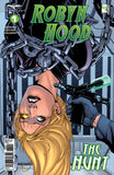 Robyn Hood: The Hunt #1 B Robyn Hood Chains Trapped Jail Prison