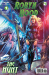 Robyn Hood: The Hunt #1 D Robyn Hood Prison Monsters Walking High-Tech
