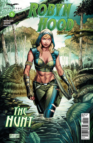 Robyn Hood: The Hunt #5