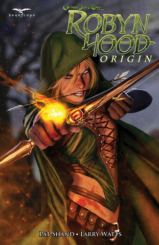 Robyn Hood: Origin Graphic Novel