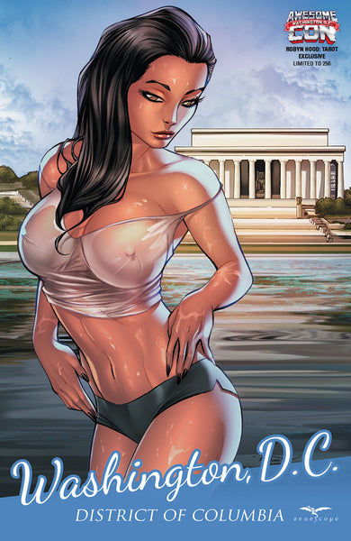 Robyn Hood: Tarot One-Shot - Cover F