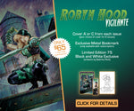Robyn Hood: Vigilante Subscription