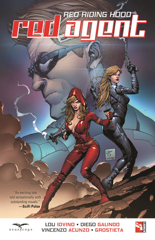 Red Agent Graphic Novel