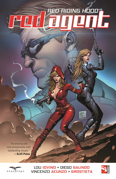 Red Agent Trade Paperback