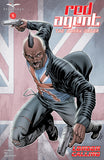 Red Agent: The Human Order #5