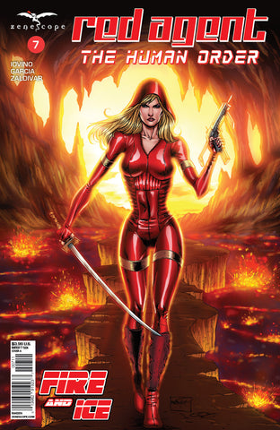 Red Agent: The Human Order #7