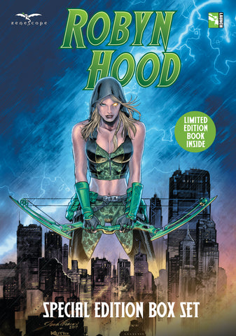 Robyn Hood Box Set #1