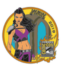 2019 SDCC Collectible Pin