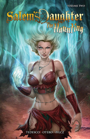 Salem's Daughter: The Haunting Graphic Novel