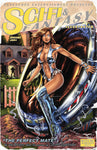 Sci-Fi & Fantasy Illustrated #1 Claudio Sepulveda Alien Girl Crash Landing Coll Comic Book Cover Art
