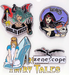 Villains Collectible Pin Pack