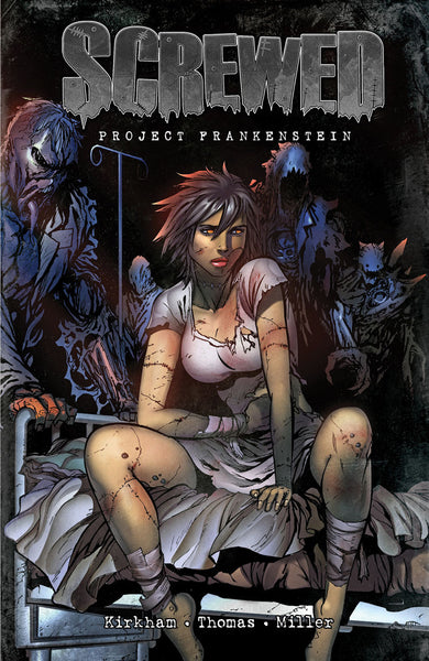 Screwed Trade Paperback