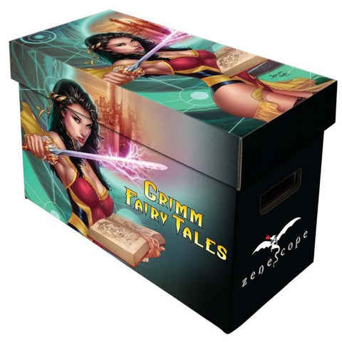 Grimm Fairy Tales: Short Comic Box