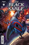 The Black Sable #5