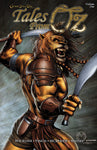 Tales from Oz Volume 1 Thorne Dual Wielding Swords Exciting Battle Action Comic Book Cover Art