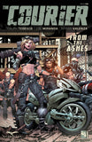 The Courier #1 Group Motorbike City Limit Steampunk Apocalypse Dilapidated City
