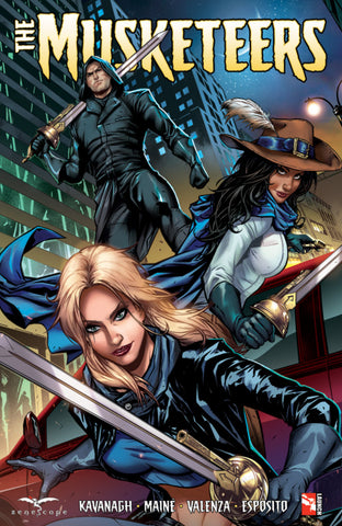 The Musketeers Graphic Novel