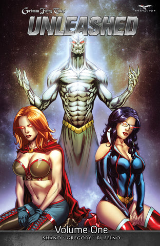 Grimm Fairy Tales: Unleashed Volume 1 Graphic Novel