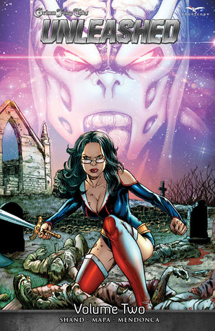 Grimm Fairy Tales: Unleashed Volume 2 Graphic Novel