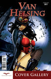 Van Helsing Cover Gallery #1 - February 2017