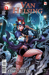 Van Helsing vs. Dracula's Daughter #1