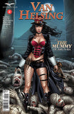 Van Helsing vs. The Mummy of Amun-Ra #2