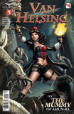 Van Helsing vs. The Mummy of Amun-Ra #1