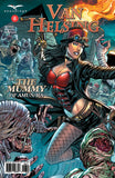 Van Helsing vs. The Mummy of Amun-Ra #6 A Igor Victorino Girl Fighting Mummies Crossbow Helsing