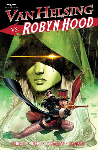 Van Helsing vs. Robyn Hood Graphic Novel