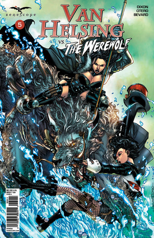 Van Helsing vs. the Werewolf #5