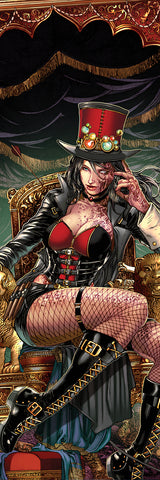 Van Helsing: Sword of Heaven #6 - Cover D Metal Bookmark