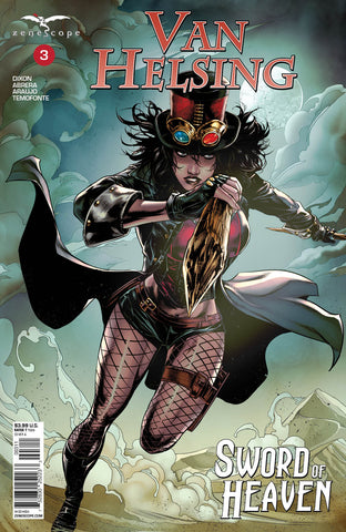Van Helsing: Sword of Heaven #3