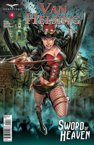 Van Helsing: Sword of Heaven #4