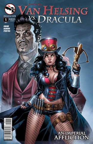 Van Helsing vs. Dracula #1 (Digital Download)