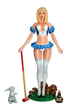Alice in Wonderland Collectible Figure